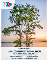 FY19 James City County Comprehensive Annual Financial Report Opens in new window